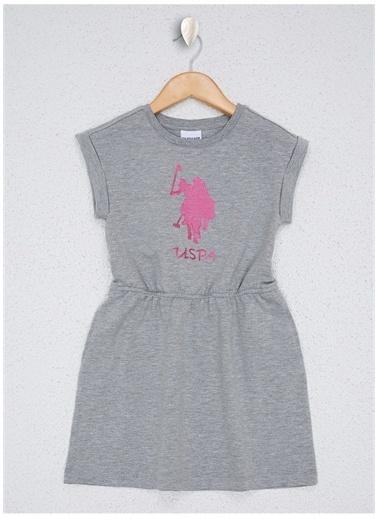U.S. Polo Assn. U.S. Polo Assn. Elbise Gri